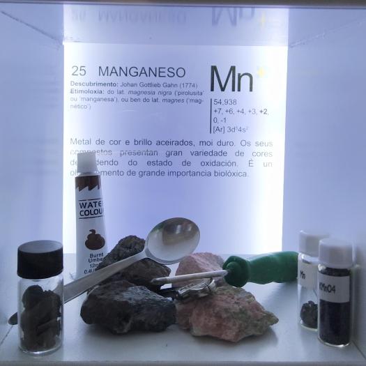 25 - manganeso