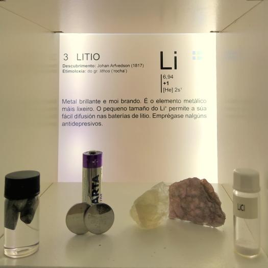3 - Litio