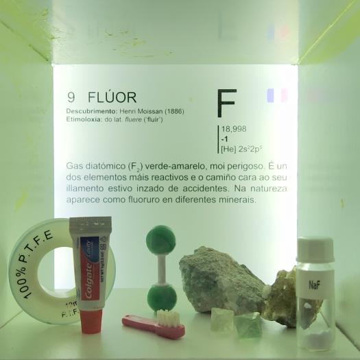 9 - fúor